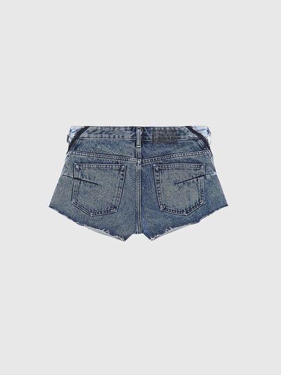 Diesel - DE-RIMY, Azul Claro - Shorts - Image 2