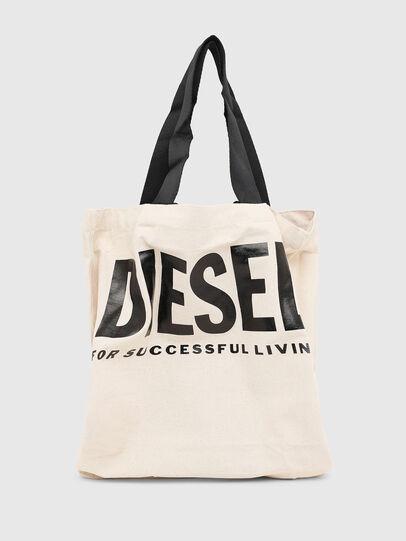 Diesel - LYVENZA, Blanco/Negro - Bolsos Shopper y Al Hombro - Image 6
