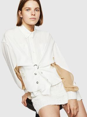 C-LEXYS, Blanco - Camisas