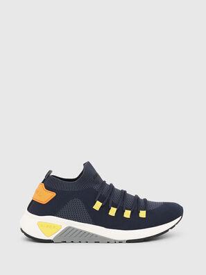S-KB ATHL LACE, Azul/Amarillo - Sneakers