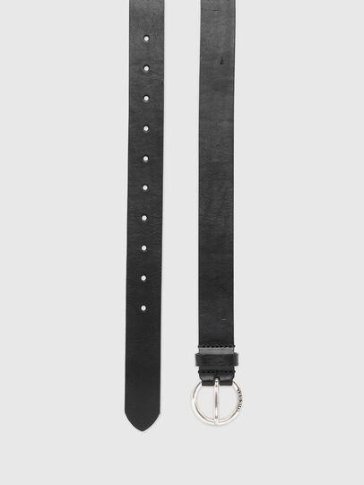 Diesel - B-RING, Negro - Cinturones - Image 3