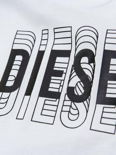 Diesel - TSILYDIESEL, Blanco - Camisetas y Tops - Image 3