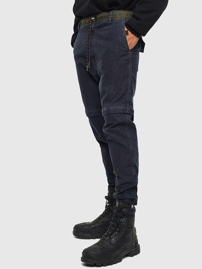 Diesel - D-Everi JoggJeans 009BI, Azul Oscuro - Vaqueros - Image 3