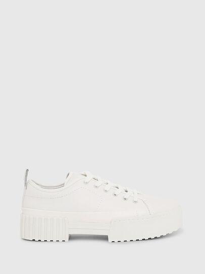 Diesel - S-MERLEY LC, Blanco - Sneakers - Image 1