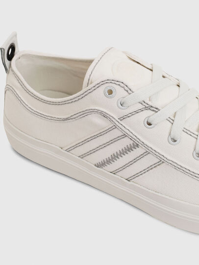 Diesel - S-ASTICO LOW LACE, Blanco - Sneakers - Image 4