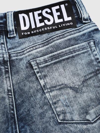 Diesel - SLEENKER-J-N, Azul Claro - Vaqueros - Image 3