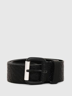B-STRIP, Negro - Cinturones