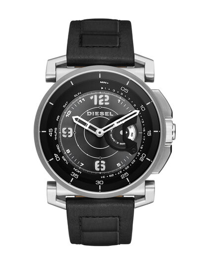 Diesel - DT1000, Negro - Smartwatches - Image 2