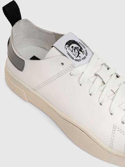 Diesel - S-CLEVER LS W, Blanco/Gris - Sneakers - Image 4