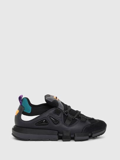 Diesel - H-PADOLA LOW S, Negro - Sneakers - Image 1