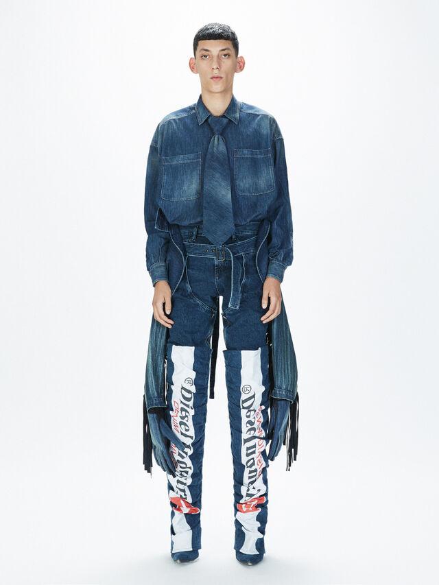 Diesel - SOTS01, Blue Jeans - Camisas - Image 7