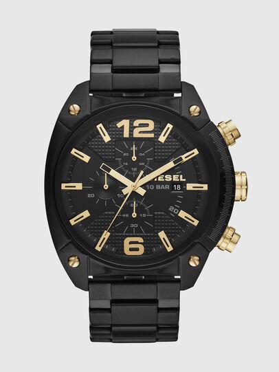 Diesel - DZ4504, Negro/Dorado - Relojes - Image 1