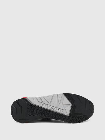 Diesel - S-KB WEB LACE, Negro/Azul marino - Sneakers - Image 5