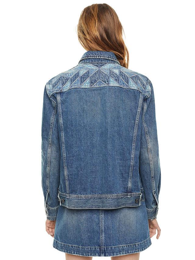 Diesel - WONDERY, Blue Jeans - Chaquetas - Image 2