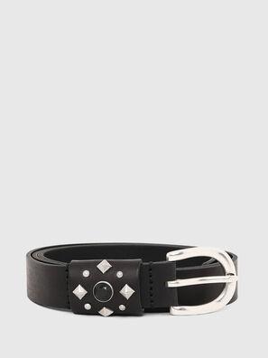 B-LOPS, Negro - Cinturones