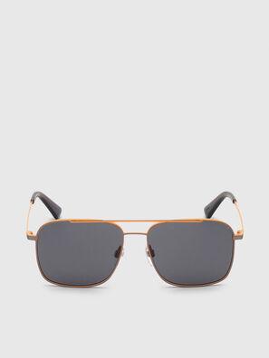 DL0295, Naranja/Negro - Gafas de sol