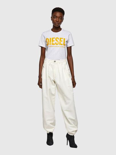 Diesel - P-CONCIAS, Blanco - Pantalones - Image 5