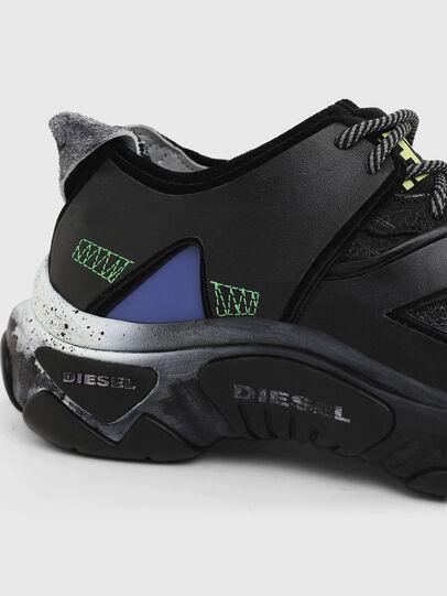 Diesel - S-KIPPER SP, Negro - Sneakers - Image 5