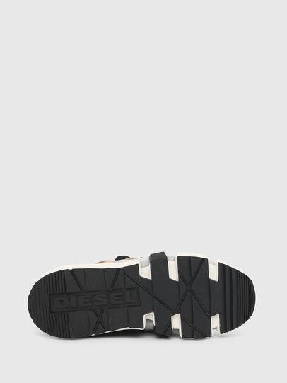 Diesel - H-PADOLA SL W, Gris/Blanco - Sneakers - Image 4