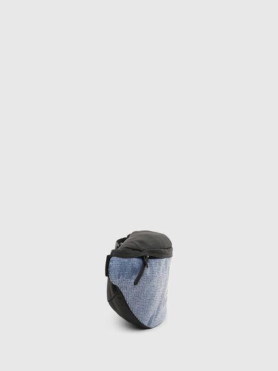 Diesel - D-THISBAG BELT, Azul/Negro - Bolsas con cinturón - Image 3