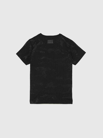 Diesel - TDARIAST, Negro - Camisetas y Tops - Image 2
