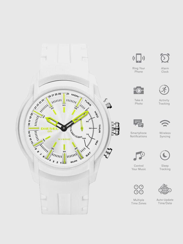 Diesel - DT1015, Blanco - Smartwatches - Image 1