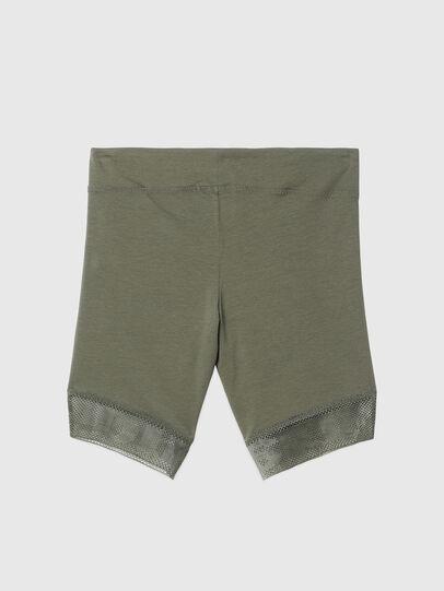 Diesel - UFLB-FAUSTMESH, Verde Militar - Pantalones - Image 2