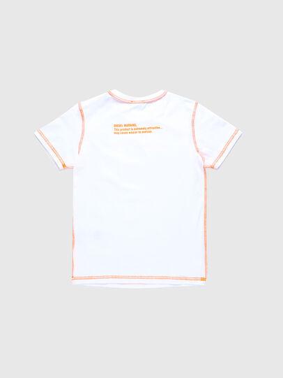 Diesel - TJUSEAM, Blanco - Camisetas y Tops - Image 2