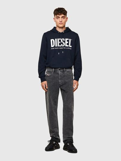 Diesel - D-Macs 09A23, Negro/Gris oscuro - Vaqueros - Image 6