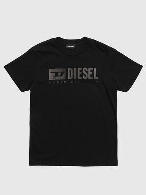 TJDIVISION, Negro - Camisetas y Tops