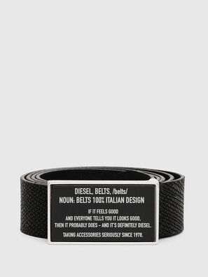 B-LAZISE,  - Cinturones