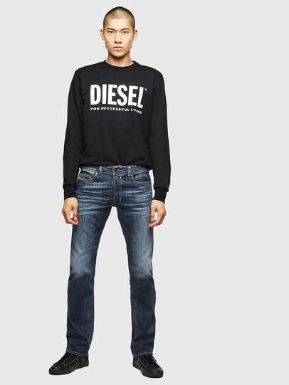 Diesel - Safado 0885K, Azul Oscuro - Vaqueros - Image 5