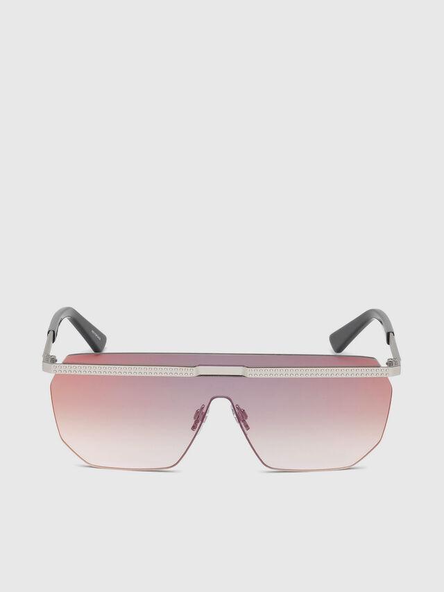 Diesel - DL0259, Rosa - Gafas de sol - Image 1