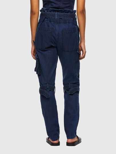 Diesel - D-Fedry JoggJeans® 0CBBZ, Azul Oscuro - Vaqueros - Image 2
