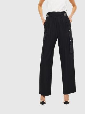 P-MARIE, Negro - Pantalones