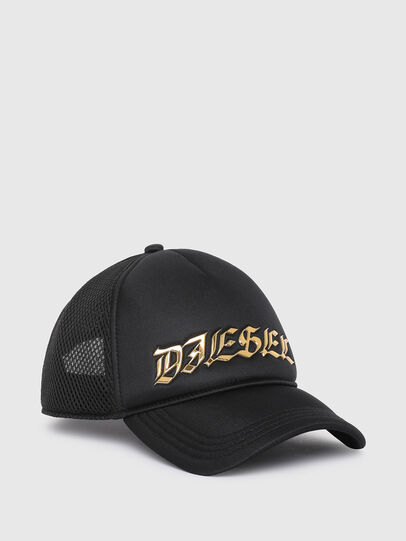 Diesel - C-TRUC, Negro - Gorras - Image 1