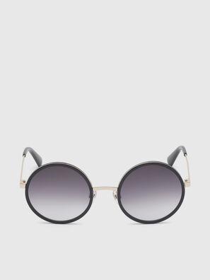 DL0276, Negro/Dorado - Gafas de sol