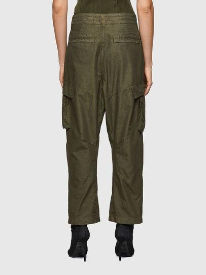 Diesel - P-EMMA, Verde Militar - Pantalones - Image 2