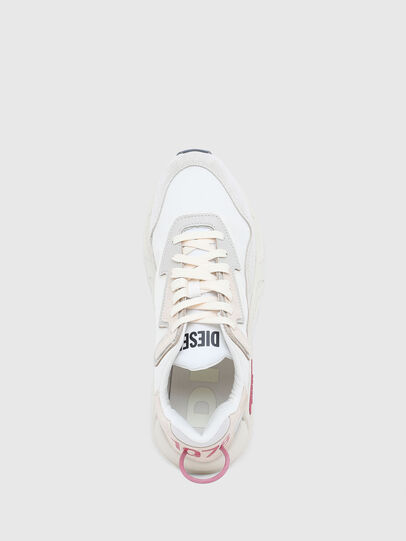 Diesel - S-SERENDIPITY LC W, Blanco/Rosa - Sneakers - Image 4