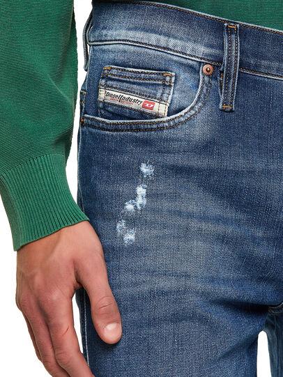 Diesel - D-Istort 009PU, Azul medio - Vaqueros - Image 3