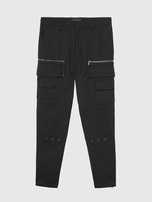 P-CAR-ANT, Negro - Pantalones