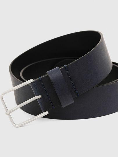 Diesel - B-TIN, Azul - Cinturones - Image 2