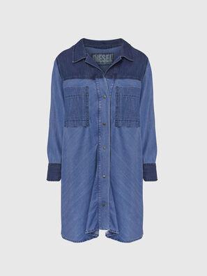 DE-NILLA, Azul Claro - Camisas de Denim