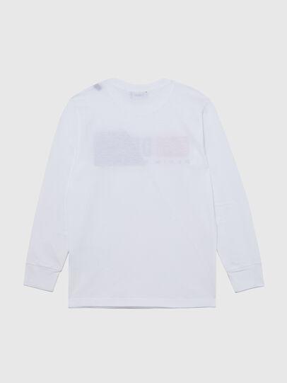 Diesel - TDIEGOCUTY ML, Blanco - Camisetas y Tops - Image 2