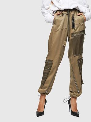 P-LEX, Verde Militar - Pantalones