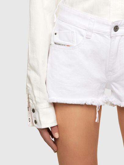 Diesel - DE-RIFTY, Blanco - Shorts - Image 4
