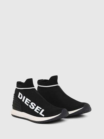 Diesel - SLIP ON 03 LOW SOCK,  - Calzado - Image 3