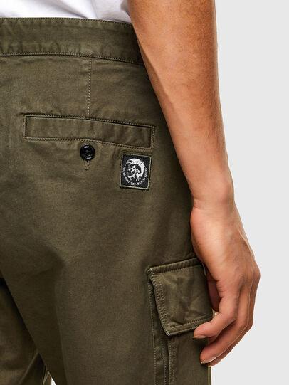 Diesel - P-COR, Verde Militar - Pantalones - Image 5