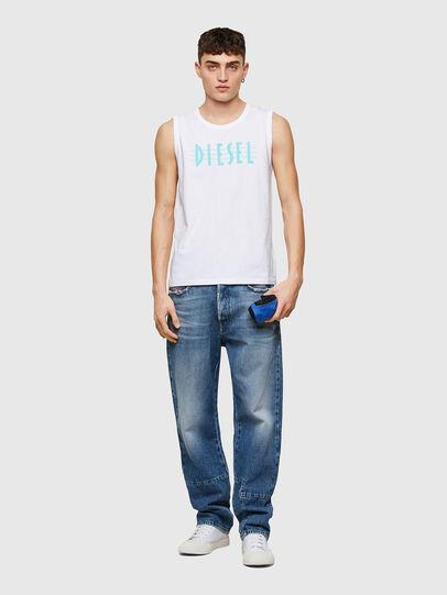 Diesel - T-OPPY, Blanco - Camisetas - Image 4