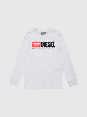 TJUSTDIVISION ML, Gris - Camisetas y Tops